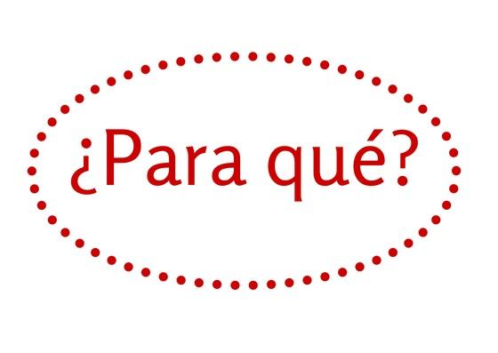 El poder de la pregunta ¿PARA QUÉ…? | Noelia López-Cheda